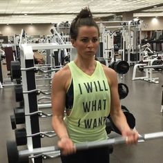 """8,508 Likes, 669 Comments - Sarah Bowmar, MBA, CPT (@sarah_bowmar) on Instagram: """"One of my favorite exercises for arm day- biceps and triceps! One on one coaching: sarahbowmar.com…"""""""