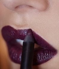The perfect lip for fall!