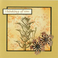 Corine's Gallery: Thinking of you