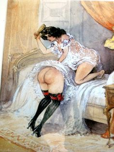 The Art of Spanking