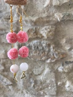 Florence earrings ethical jewellery handmade in Italy