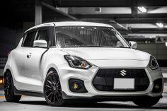 Η εικόνα ίσως περιέχει: αυτοκίνητο, νύχτα και υπαίθριες δραστηριότητες Fancy Cars, Cool Cars, New Swift, Suzuki Swift Sport, Suzuki Cars, Picsart Background, Toyota Cars, Expensive Cars, Hot Wheels