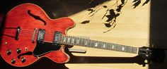 Meine rote Gibson