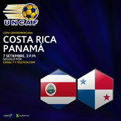 Siga el encuntro por Teletica canal 7 y www.teletica.com