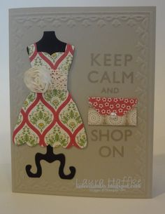 It's a La Dee Dah Day!: KEEP CALM AND SHOP ON!