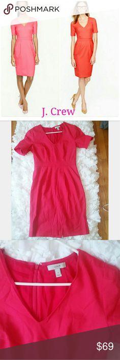 Glazed guava color dress