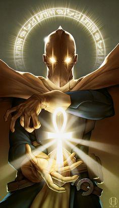 Dc Universe 421790321332733179 - dr fate Source by jlacrosaz Marvel Dc Comics, Dc Comics Art, Marvel Vs, Image Comics, Dc Heroes, Comic Book Heroes, Comic Books Art, Comic Art, Book Art