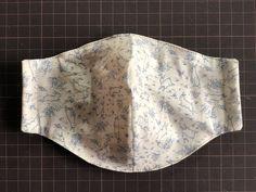 立体マスクの作り方 Diy Mask, Diy Face Mask, Sewing Clothes, Projects, Ideas, Cool Things, Sewing Patterns, Manualidades, Paper Flowers