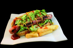 La Chata. Dogzilla.  #Elche #visitelche #destapateelche #gastronomia #ocio #restaurantes #concurso