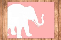 Hey, I found this really awesome Etsy listing at https://www.etsy.com/listing/221264084/elephant-rug-plush-rug-pink-white-decor