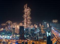 Dubai 2015 - Happy New Year! by Daniel Cheong on 500px