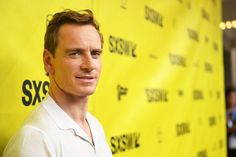 Michael Fassbender in a Fitted White Shirt Is All You Need to See Today