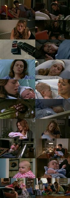 Peyton and haley Parallels ( pregnancy )