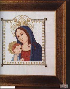 Gallery.ru / Фото #55 - Madonna and Child - mornela
