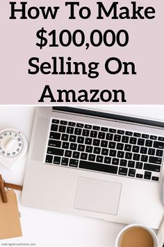 How To Sell On Amazon And Quit Your Day Job. Are you looking to learn how to sell on Amazon for beginners and make extra money? Here, you'll learn how to get started selling products on Amazon, how much you can expect to earn, and more. Make Money From Home, How To Make Money, How To Get, Earn Extra Cash, Extra Money, Debt Free Living, Financial Goals, Sell On Amazon, Self Improvement