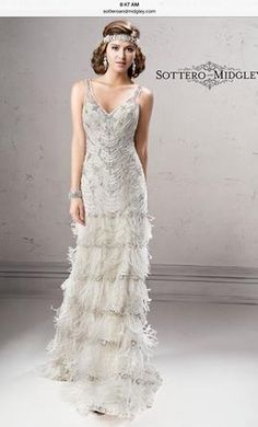 Maggie Sottero Shauna: buy this dress for a fraction of the salon price on PreOwnedWeddingDresses.com
