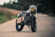 Honda CLR125 Scrambler – Dream Wheels Heritage   Pipeburn.com