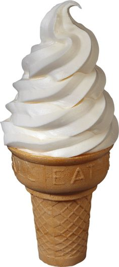 soft serve all the way