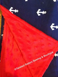 Minky baby blanket 65% cotton 35% polyester 31 x 31.  Smoke free environment. $18.99 each plus shipping