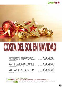 ¡¡¡Escápate a Costa del Sol en Navidad dsd 42€ pax/día!!! ultimo minuto - http://zocotours.com/escapate-a-costa-del-sol-en-navidad-dsd-42e-paxdia-ultimo-minuto/