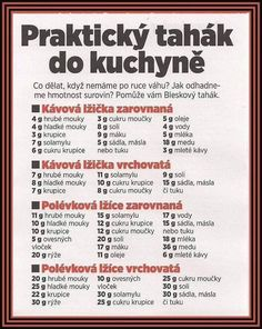 Cooking Tips, Cooking Recipes, Healthy Recipes, Czech Recipes, Smoking Meat, Winter Food, Winter Meals, Seafood Dishes, Main Meals