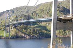 Osterøybrua 1 - Osterøy Bridge