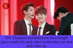 EXO Facts #584 ♥