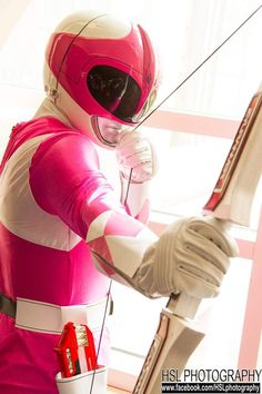 while its true an MMPR ranger will get the most attention, dont try to cosplay… Power Rangers Cosplay, Pink Power Rangers, Do What You Like, Feel Better, Girl Power, Kinky, Going Out, Spiderman, Forget