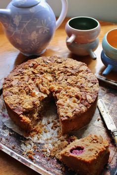 ... cake | Dessert | Pinterest | Orange And Almond Cake, Almond Cakes and
