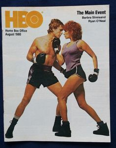 1980 HBO Guide STREISAND Ryan O'Neal BO DEREK Home Box Office Cable TV Mag Event | Entertainment Memorabilia, Television Memorabilia, Merchandise & Promotional | eBay!