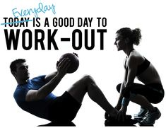 Every day is a good day to work out #fitnesslifestyle #motivation #inspiration #workout