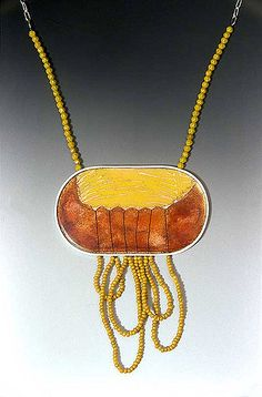 """""""Rendered Necklace 1"""" by Emily Watson."""