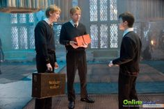 George, Fred and Harry