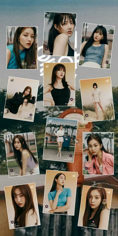 "#여자친구 #GFRIEND  WALLPAPERS AND LOCKSCREEN MV ""FEVER""  The 7th Mini Album #FEVERSEASON  #Sowon #Yerin #Umji #SinB #Eunha #Yuju  #열대야 (#FEVER) Fondo de pantalla HD Kpop Sinb Gfriend, Gfriend Sowon, Kpop Girl Groups, Kpop Girls, Gfriend Profile, Kim Ye Won, Jung Eun Bi, Cloud Dancer, Fans Cafe"