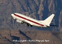https://flic.kr/p/RW5gy4 | Boeing B-737-66N (Next Gen) s/n 28649 (2001) Janet Airlines (USAF) N319BD | Boeing B-737-66N (Next Gen) s/n 28649 (2001) Janet Airlines (USAF) N319BD Departure @ McCarran IA (KLAS), Las Vegas, NV USA