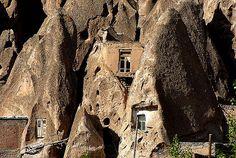 Kandovan Village of Tabriz - Azarbaijan Province - Iran (Persia)