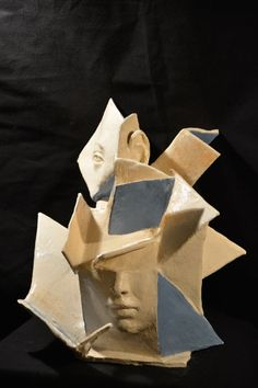 #Ceramic  Sculpture   by  Paola Grizi . CLICK to enlarge