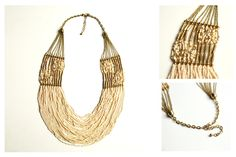 "Necklace ""Shanti"" India  http://vk.com/album-20624261_198220557"