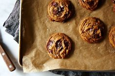 The Most Genius Chocolate Chip Cookie Recipe Is Also Vegan