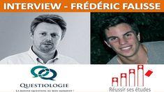 Réussir ses études grâce à la questiologie - Interview de Frédéric Falisse