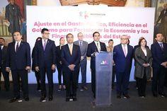 De acuerdo con el gobernador de Michoacán, se implementarán diversas medidas que generarán ahorros por más de 354 mdp; se prohíbe el uso de vehículos oficiales en días no oficiales; ...