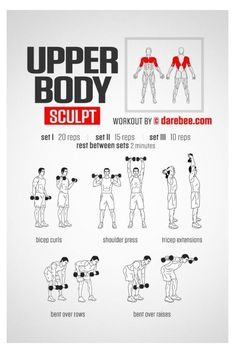 Chest And Arm Workout, Arm Workout Men, Sixpack Workout, Workout Routine For Men, Chest Workouts, Arm Toning Workouts, Arm Workouts For Men, Full Arm Workout, Week Workout