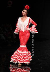 Nuevo Montecarlo - Noveles - Trajes de Flamenca - SIMOF 2012