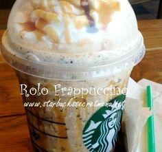 Starbucks Secret Menu: Rolo Frappuccino | Starbucks Secret Menu