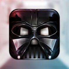 Michael Flarup - Appicon Wars Vader