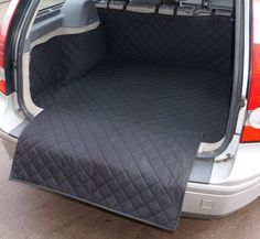 Volvo V50 2004-2012- Quilted Waterproof Boot Liner - Boot Protection