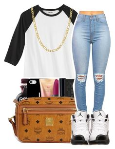 """""""Victoria ✊"""" by baby-trilldolls ❤ liked on Polyvore featuring Fremada"""