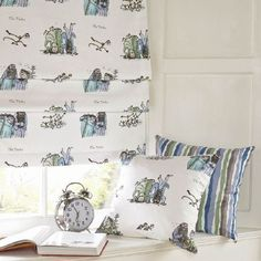 Ashley Wilde -  Roald Dahl Fabric Collection - Roald Dahl