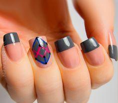 актуальный дизайн ногтей в 2016 году