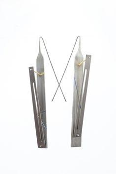 linda johnston titanium earrings